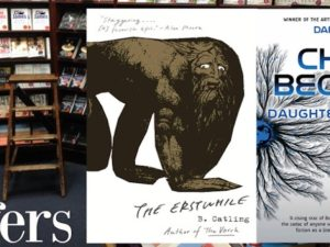 Heffer's Bookshop Presents Sci-Fi and Fantasy with Brian Catling and Chris Beckett