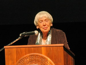 Here Be Dragons: the worlds and inspirations of Ursula K Le Guin