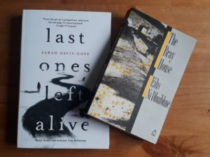 Reading The Bray House and Last Ones Left Alive by Val Nolan